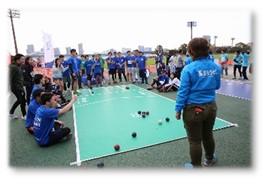 第1回 長野県民パラスポーツ大会