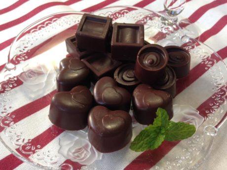 酵素パワーで元気‼ローチョコレート&生チョコトリュフを作りましょう💕