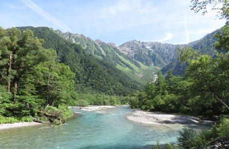 Discover Kamikochi~上高地を学ぶ~ 第三回「上高地の樹木」
