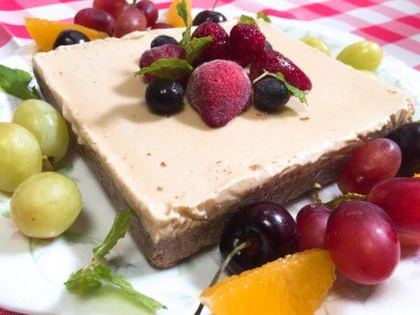 酵素パワーで元気‼ローブラウニーケーキを作りましょう💕